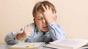 كيف اجعل ابني يدرس لوحده ؟