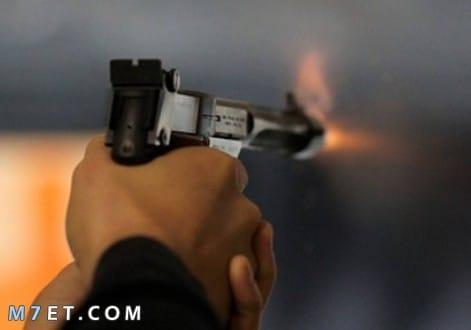 تفسير حلم اطلاق النار والموت للأئمة التفسير