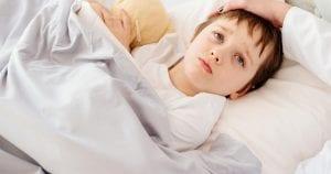 الصداع عند الاطفال مع الاستفراغ