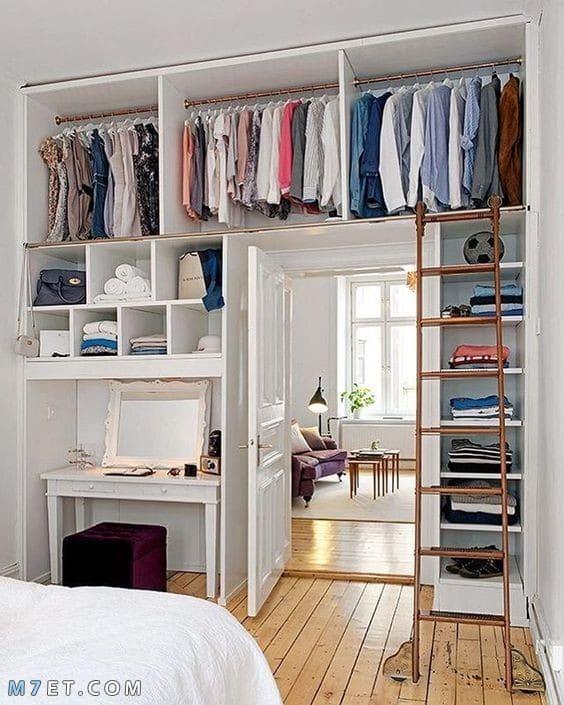 تصميمات غرف نوم صغيرة الحجم