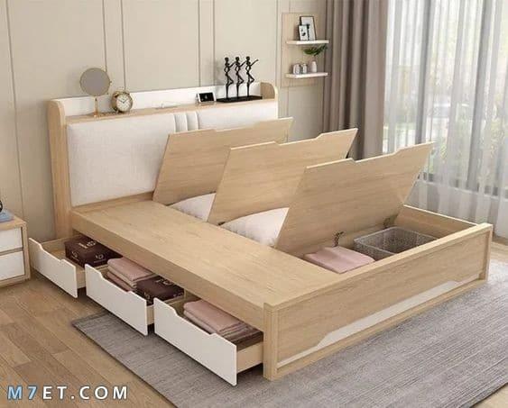 تصميمات غرف نوم صغيرة الحجم 2020