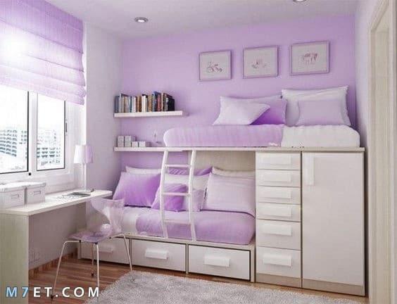 صور ديكورات غرف نوم صغيرة