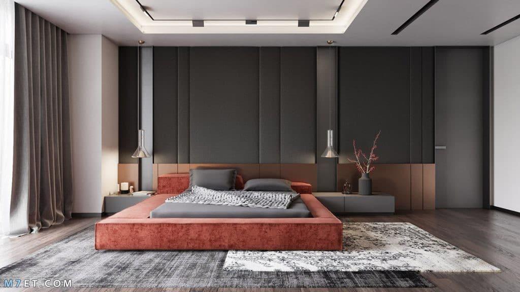 صور تصميمات غرف نوم واسعة