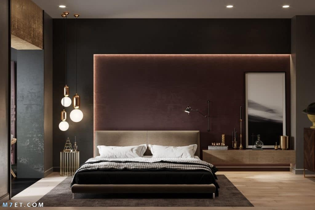 صور غرف نوم واسعة
