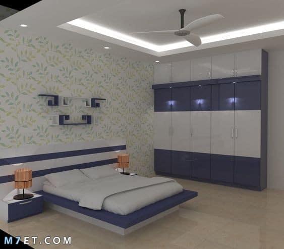 افكار ديكورات لغرف النوم