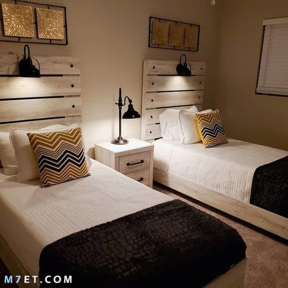 صور غرف نوم شباب