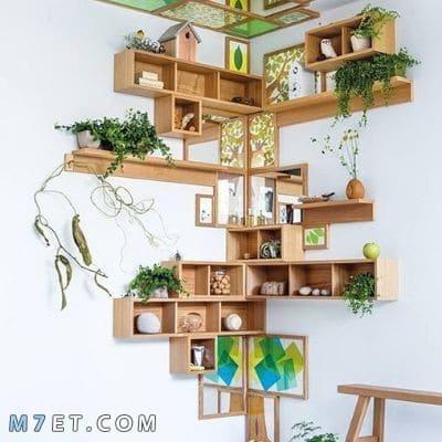 صور ديكورات خشبية
