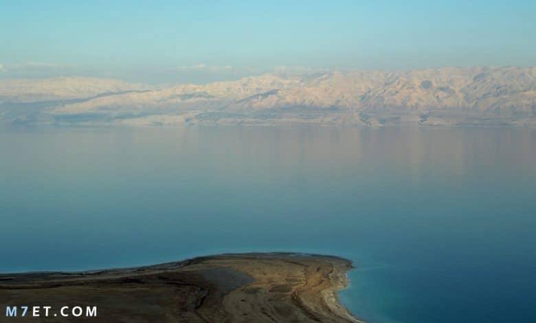 ما هو البحر الميت وسبب تسميتة بذلك