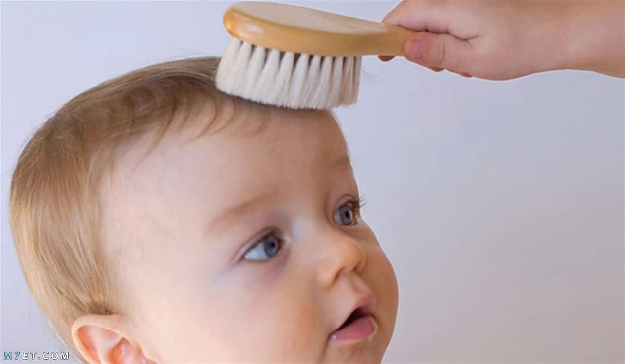 قشرة الراس عند الاطفال