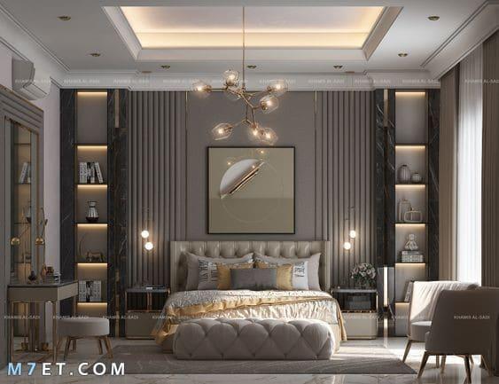 تصميمات غرف نوم مودرن
