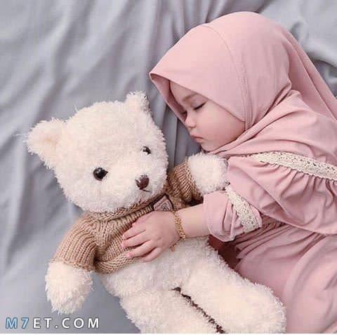 صور بنات محجبات اطفال 2021 11