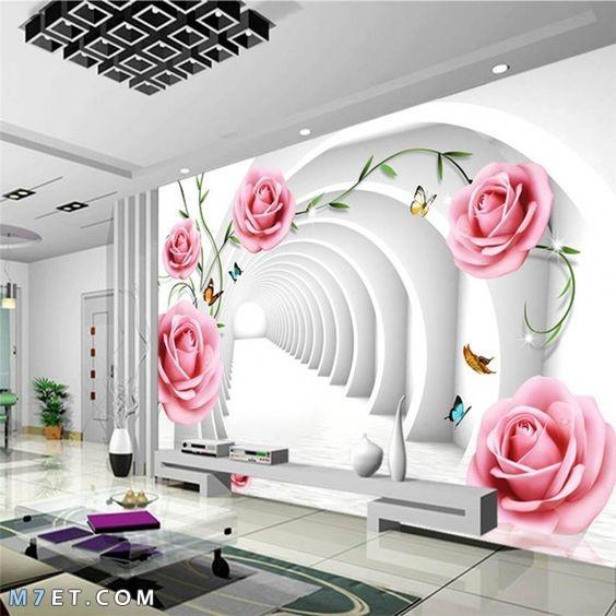 صور ديكورات جدران