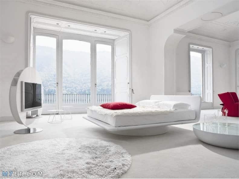 احدث تصميمات غرف نوم عصرية