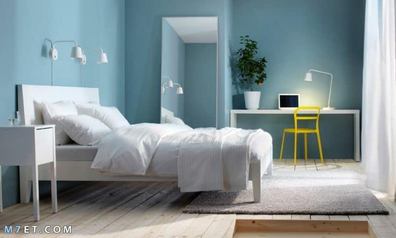 تصميمات غرف نوم واسعة