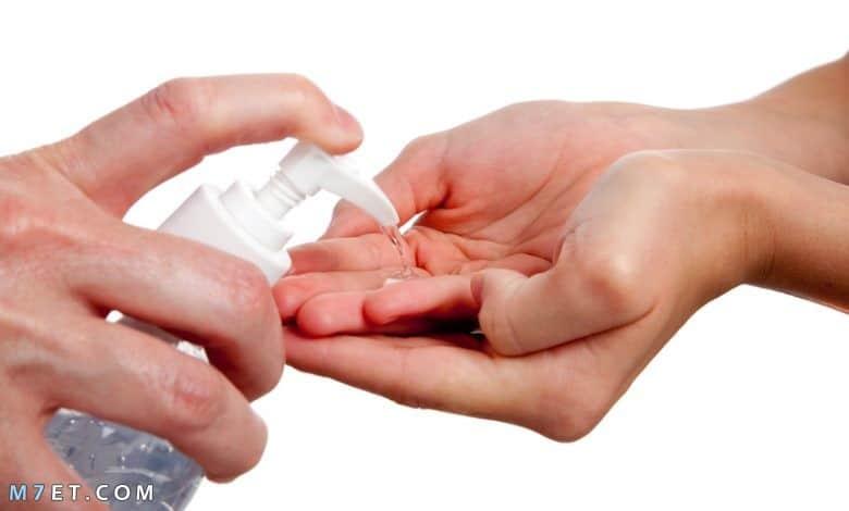كيف تصنع مطهر اليدين بنفسك في المنزل؟