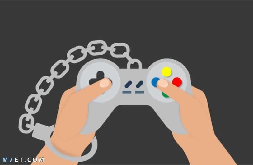 تأثير الألعاب الإلكترونية على الدماغ