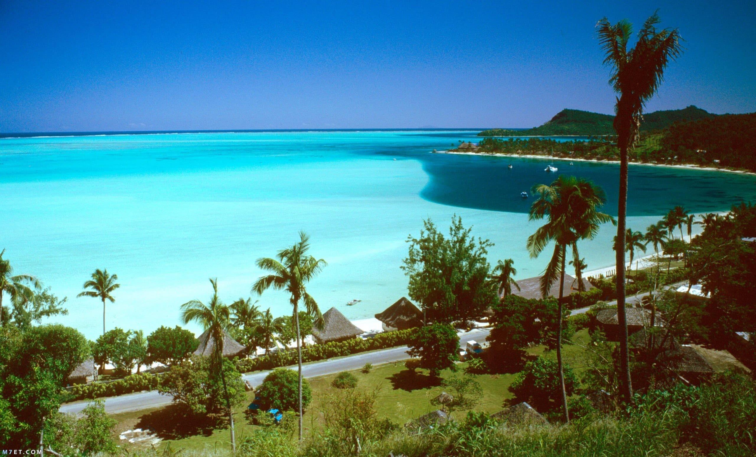 شاطئ بورا