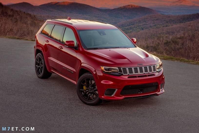 صور سيارة jeep grand Cherokee