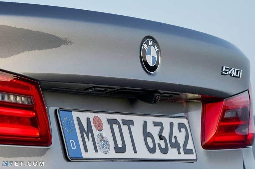 صور ومواصفات سيارة بي ام دبليو 5 سيريس