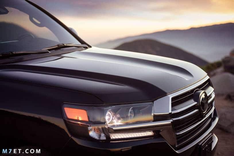 صور ومواصفات سيارة تويوتا لاند كروزر