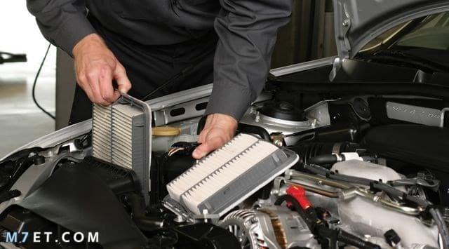 كيفية تغيير فلتر الهواء بالسيارة