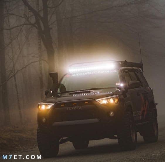 مصابيح ولمبات الاضاءة بالسيارات