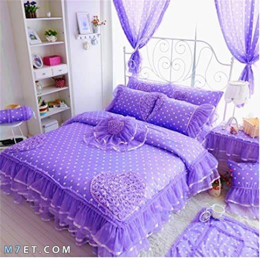 احدث صور مفروشات السرير