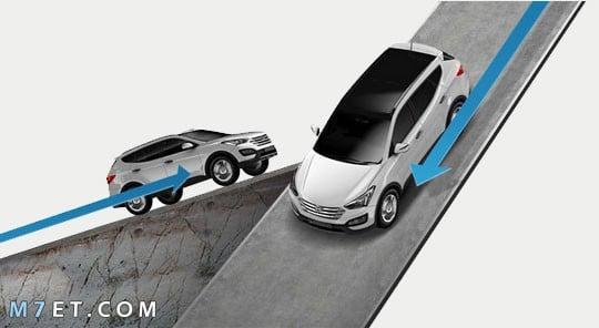 نظام المساعدة HAC في السيارات