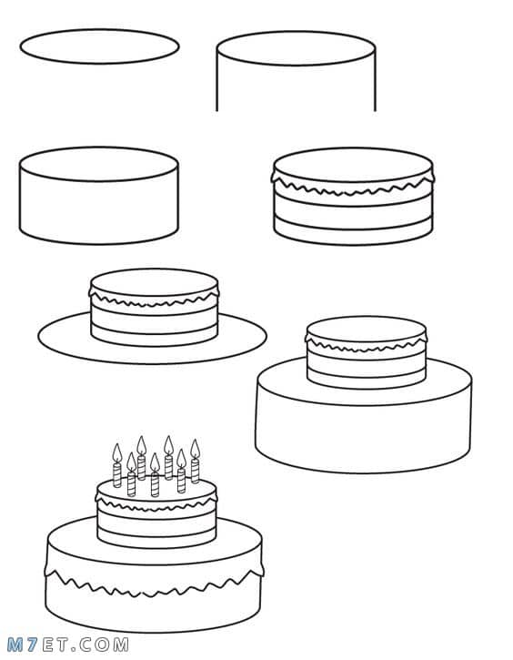 صور تعليم الرسم للمبتدئين