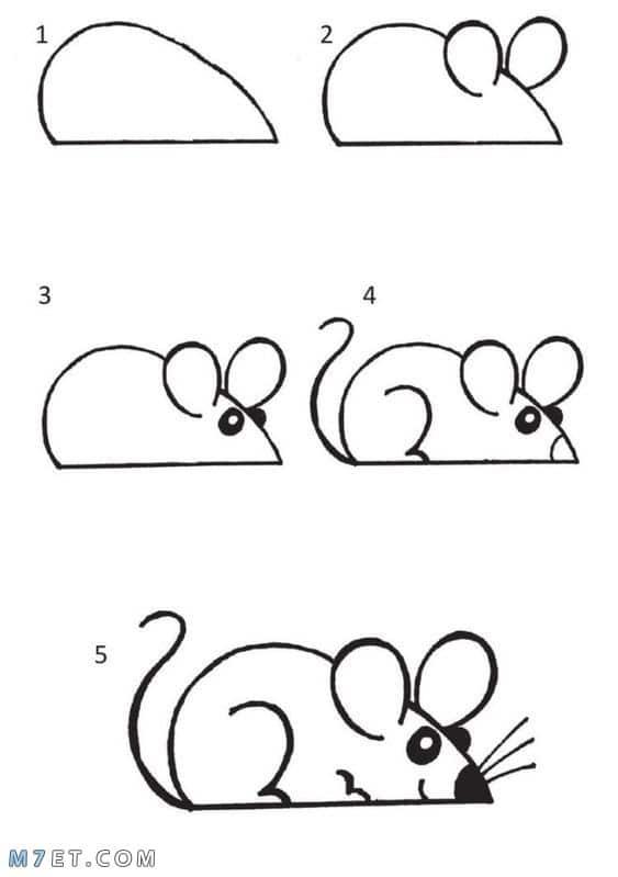 اجمل الصور لتعليم الرسم
