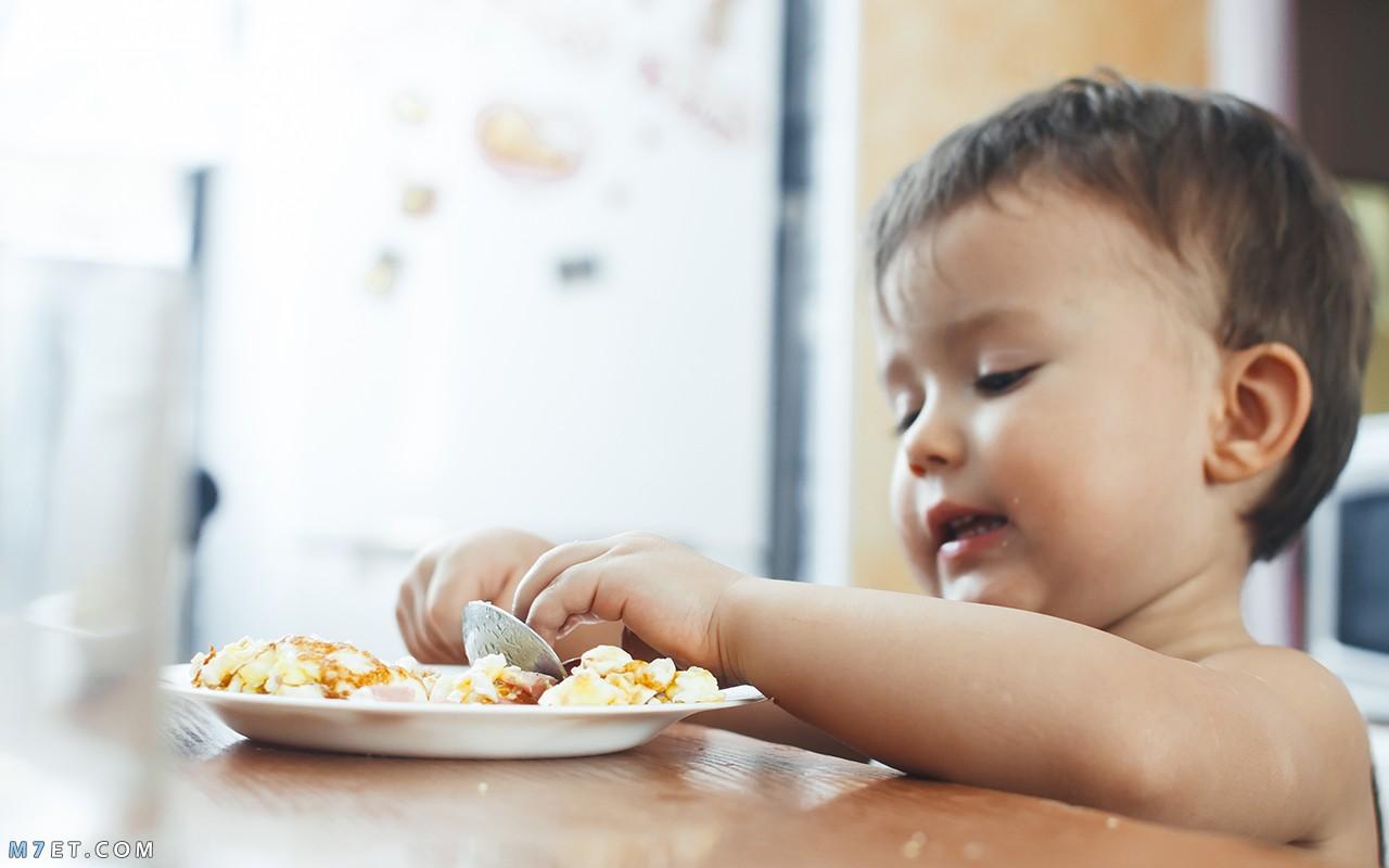 طريقة عمل اكل الرضع