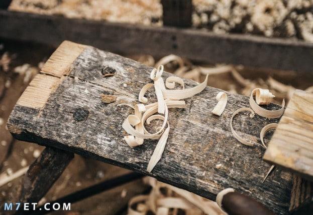 أنواع الخشب