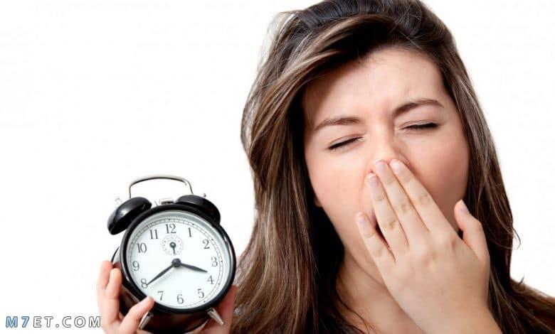 اسباب كثرة النوم