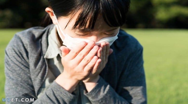 اعراض التهاب الرئة