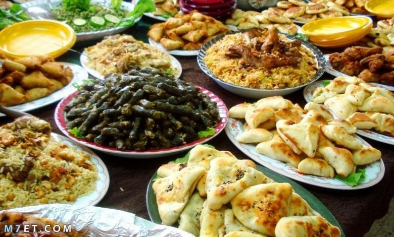 اكلات رمضانية