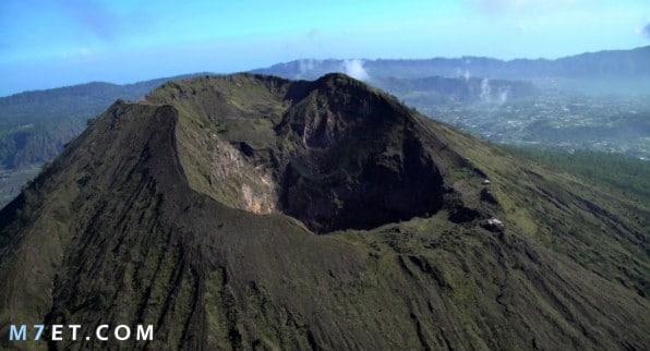 جبل باتور في بالي