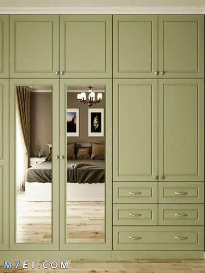 احدث موديلات دواليب غرف النوم