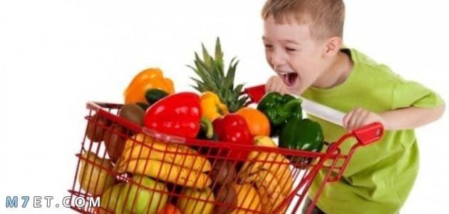 فوائد الفواكه للاطفال