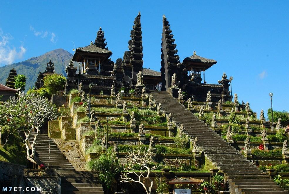 أشهر الأماكن السياحية في بالي أندونيسيا