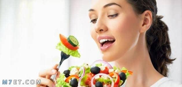 نظام غذائي صحي لزيادة الوزن للنساء