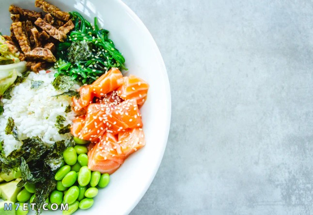 نظام غذائي متوازن لانقاص الوزن