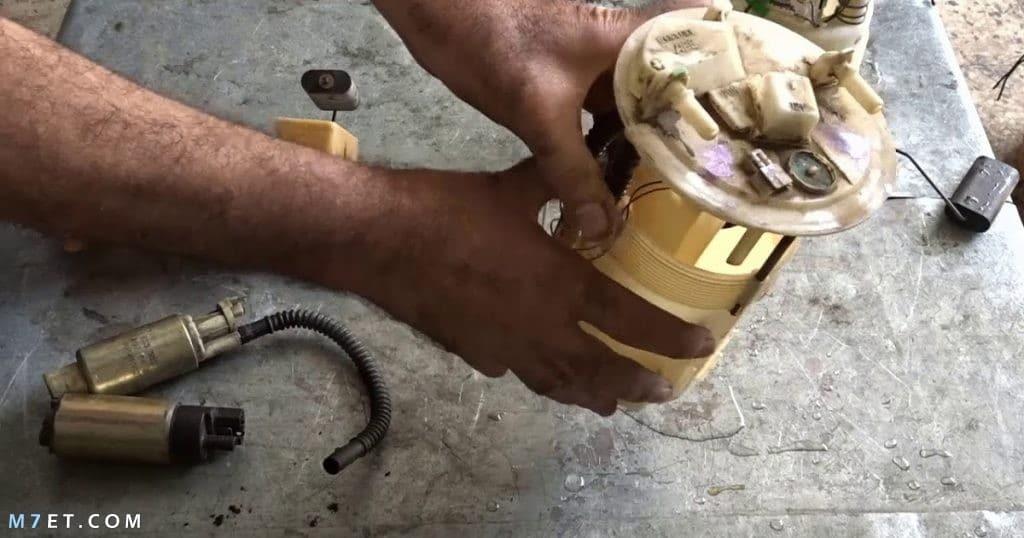 أساسيات عمل طرمبة البنزين