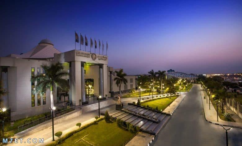 مميزات جامعة مصر للعلوم والتكنولوجيا