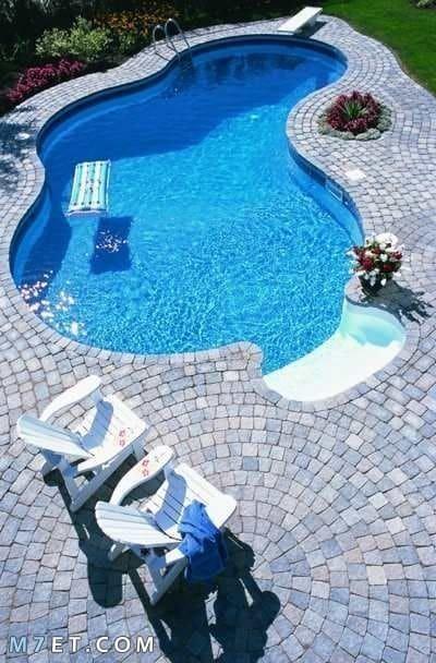 اجمل صور حمامات سباحة
