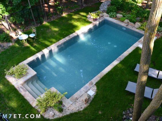 صور حمامات سباحة