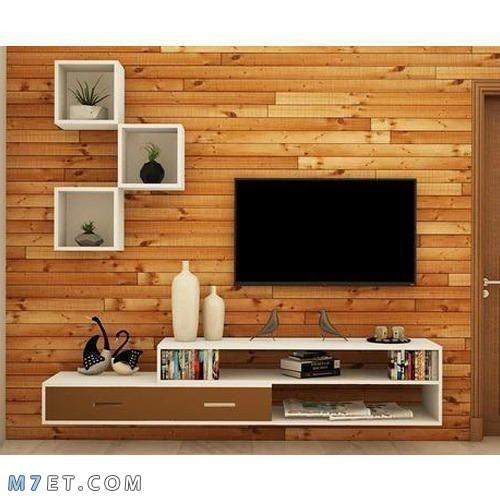 احدث تصميمات مكتبات التلفزيون