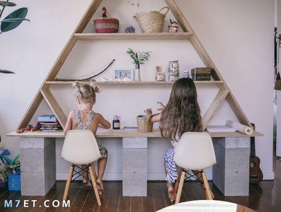 احدث صور وتصميمات مكاتب الاطفال