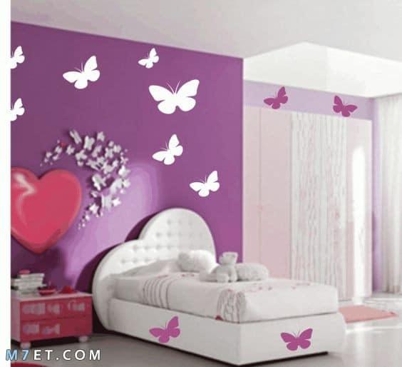 دهانات حوائط غرف النوم