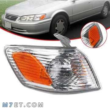 المصابيح الجانبية بالسيارة