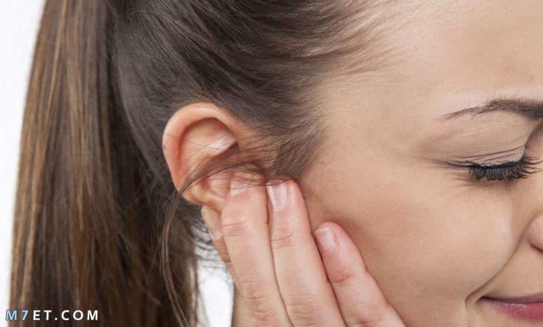 علاج التهابات الأذن